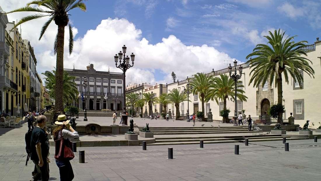Auf Gran Canaria kommt es vermehrt zu einer neuen Betrugsmasche.