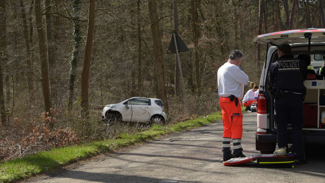 Schwerer Unfall im Stadtteil Friedrichsfeld.