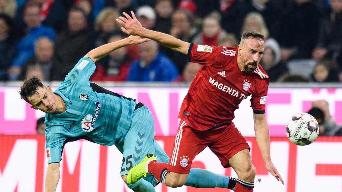 Der FC Bayern München will die Tabellenführung behalten. Dafür sind drei Zähler beim SC Freiburg beinahe Pflicht.