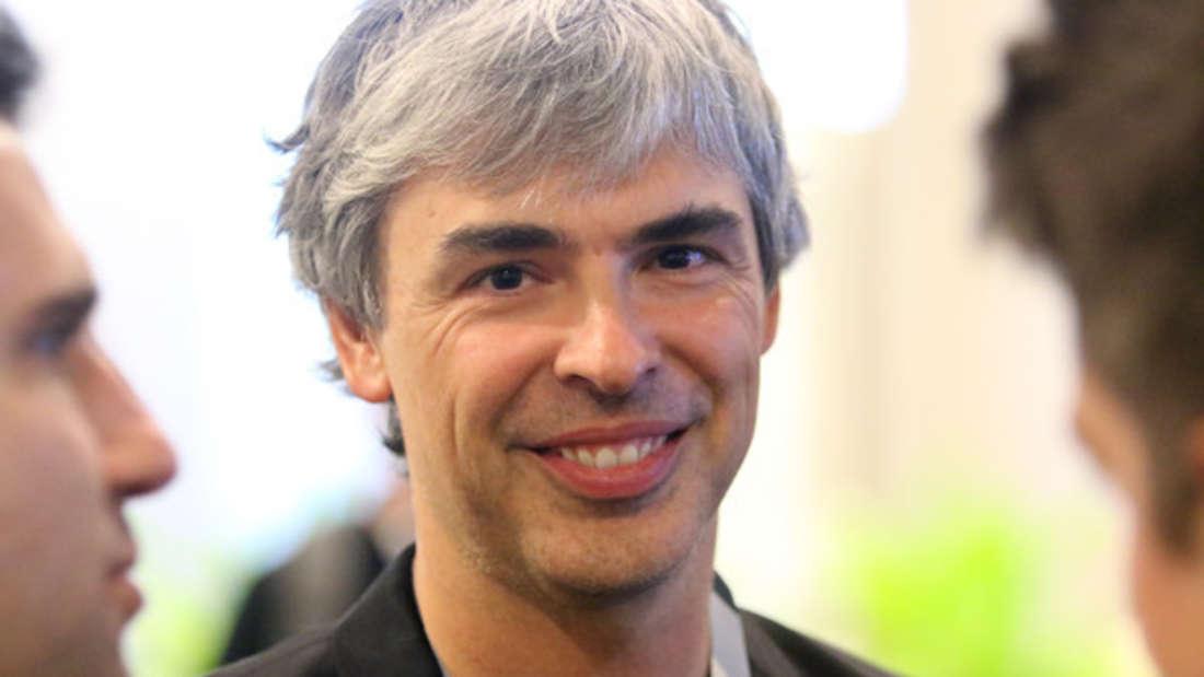 Platz 10: Google-Mitbegründer Larry Page hat gut lachen -der 45-Jährigehat mit einem stolzen Vermögen von 50,8 Milliarden Dollar2019 einen Platz im Olymp der Superreichen ergattert.