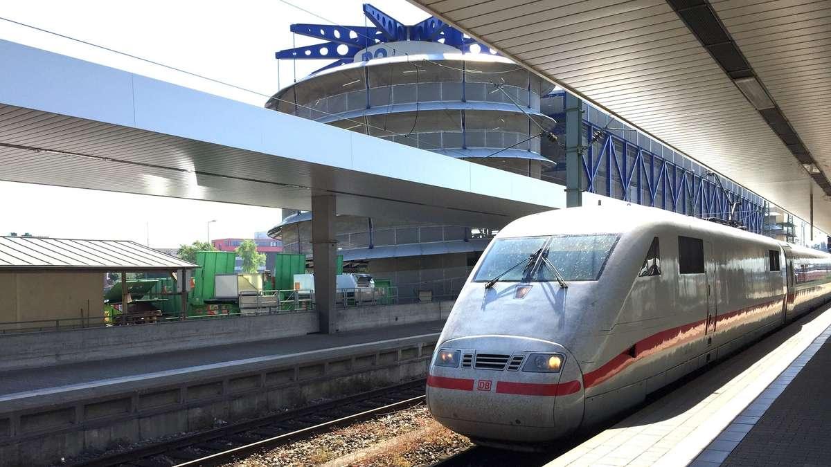 Mannheim Bis Frankfurt
