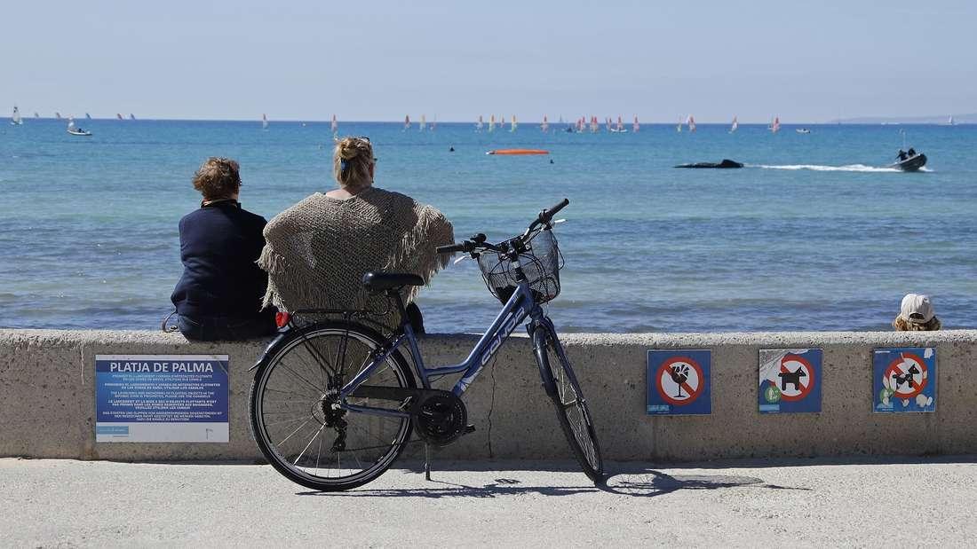 Stadtstrände von Palma de Mallorca sind derzeit geschlossen. (Symbolfoto)