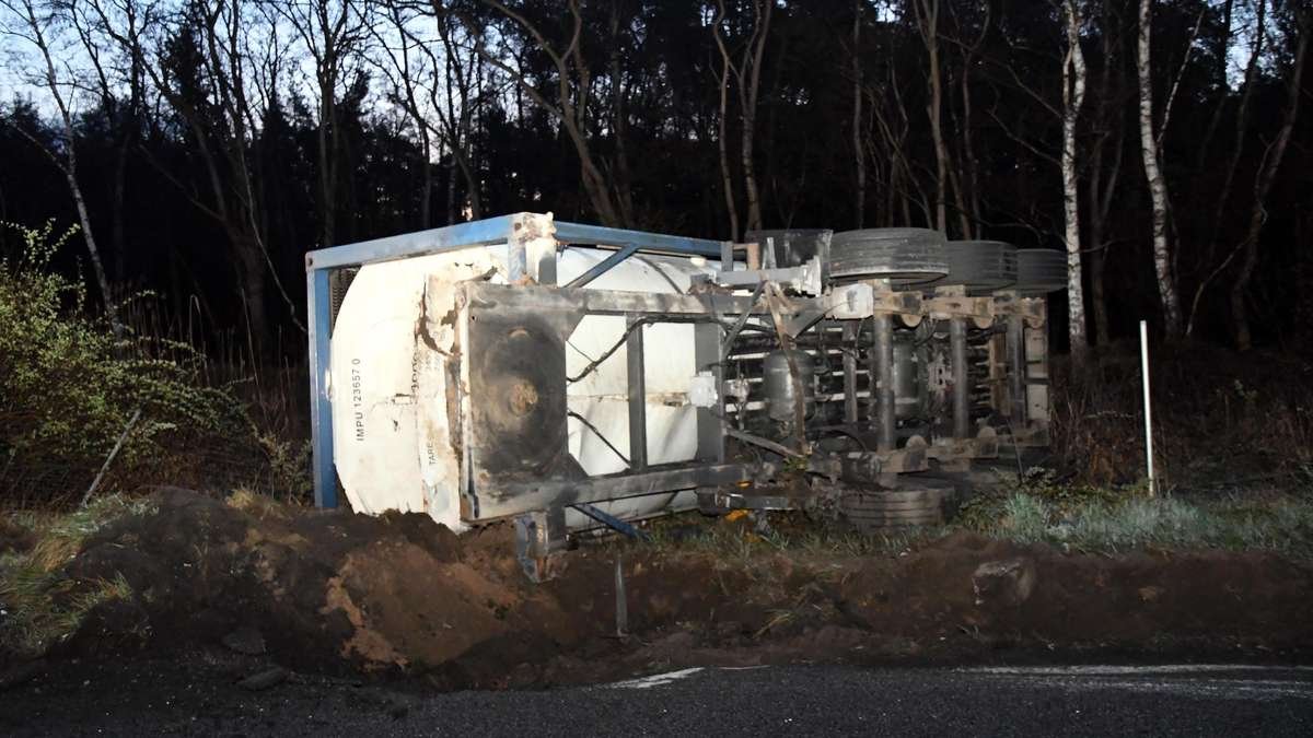 Unfall A67 Heute Morgen
