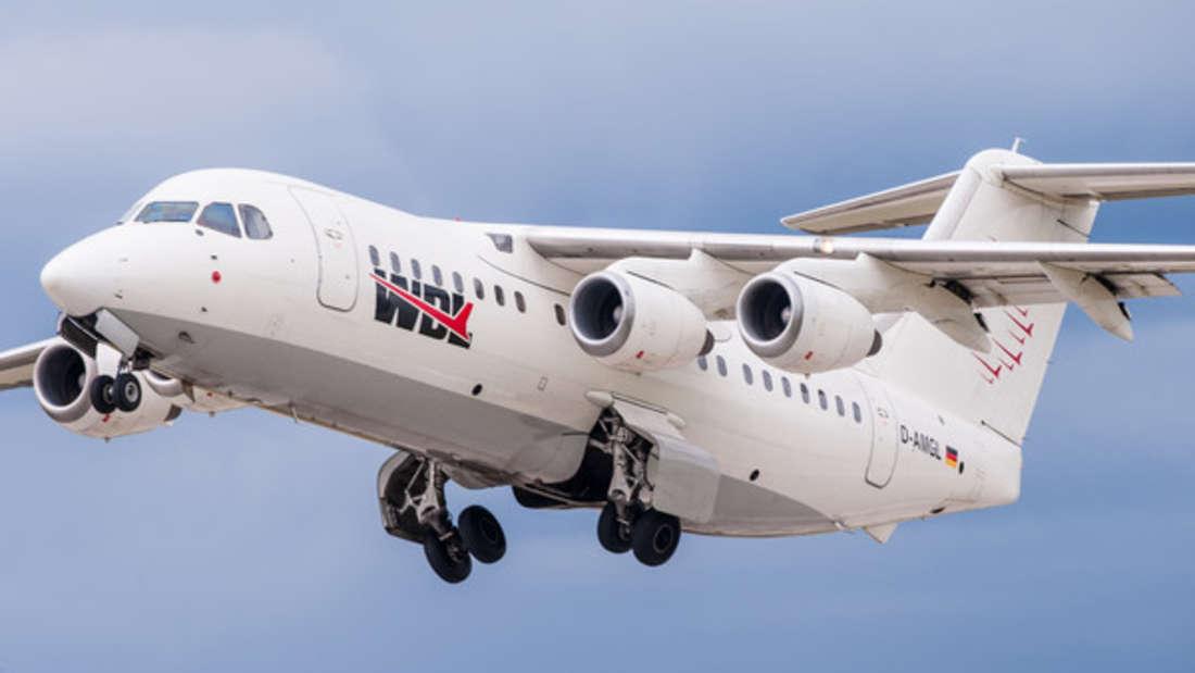 Die WDL-Crew bemerkte bei einem Flug nach Edinburgh erst bei der Landung ihren Fehler.
