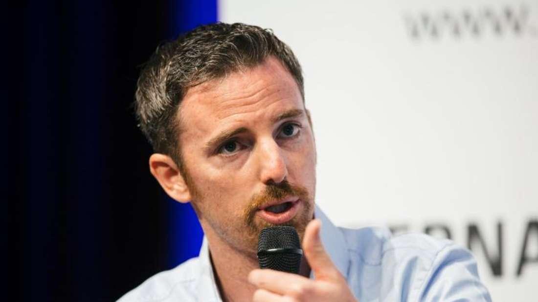 Der Cheftrainer U-Nationalmannschaften beim DFB: Meikel Schönweitz. Foto: Oliver Killig
