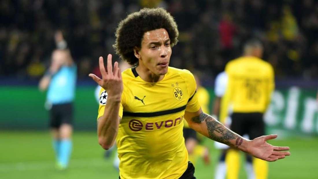 Dortmund kann wieder mit Axel Witsel planen. Foto: Bernd Thissen