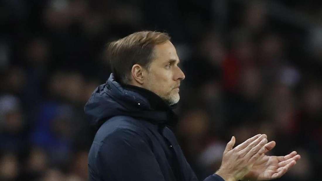 Steht bei PSG offenbar vor einer Vertragsverlängerung: Thomas Tuchel. Foto: Christophe Ena/AP