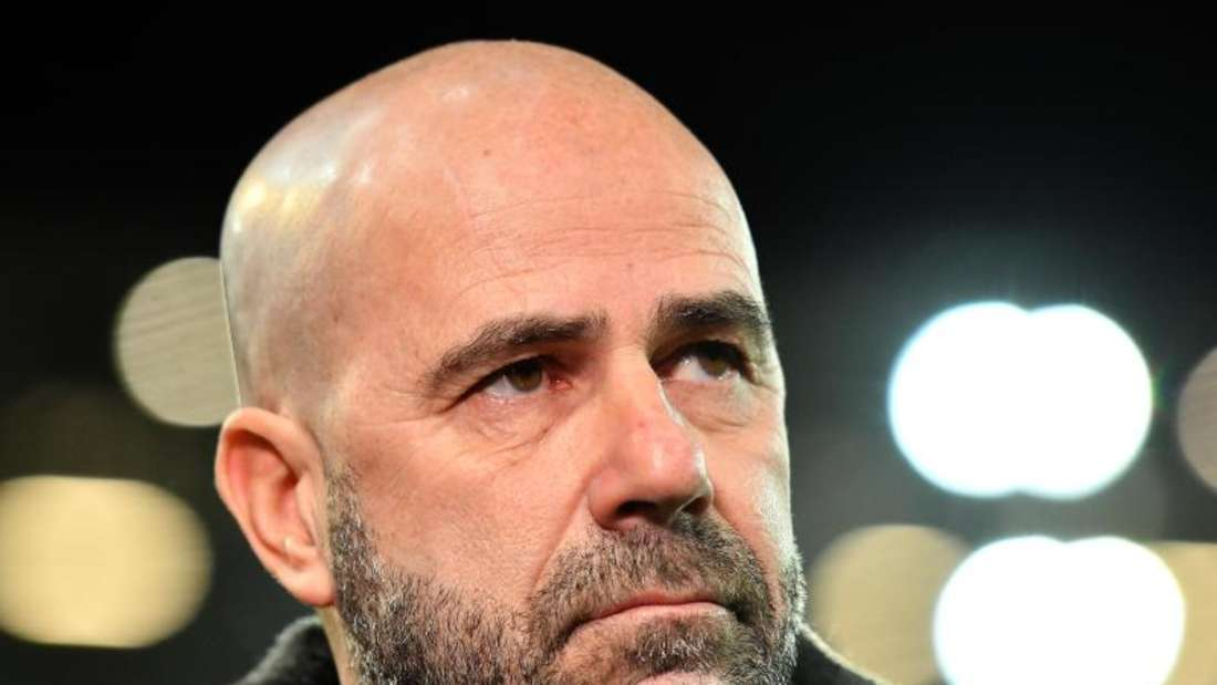 Hatte viele Länderspielreisende zu beklagen: Bayern-Coach Peter Bosz. Foto: Torsten Silz