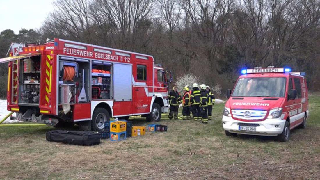 Tragödie in Hessen: Flugzeugabsturz und Autounfall kosten fünf Menschen das Leben