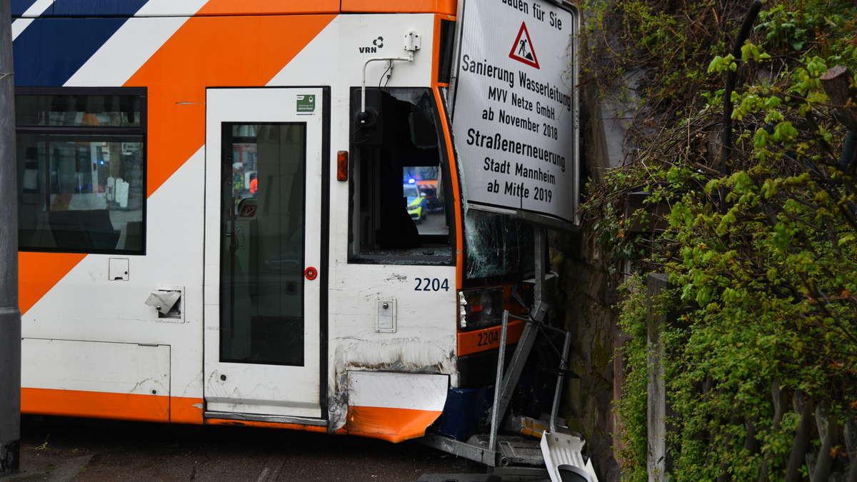 Unfall Mannheim