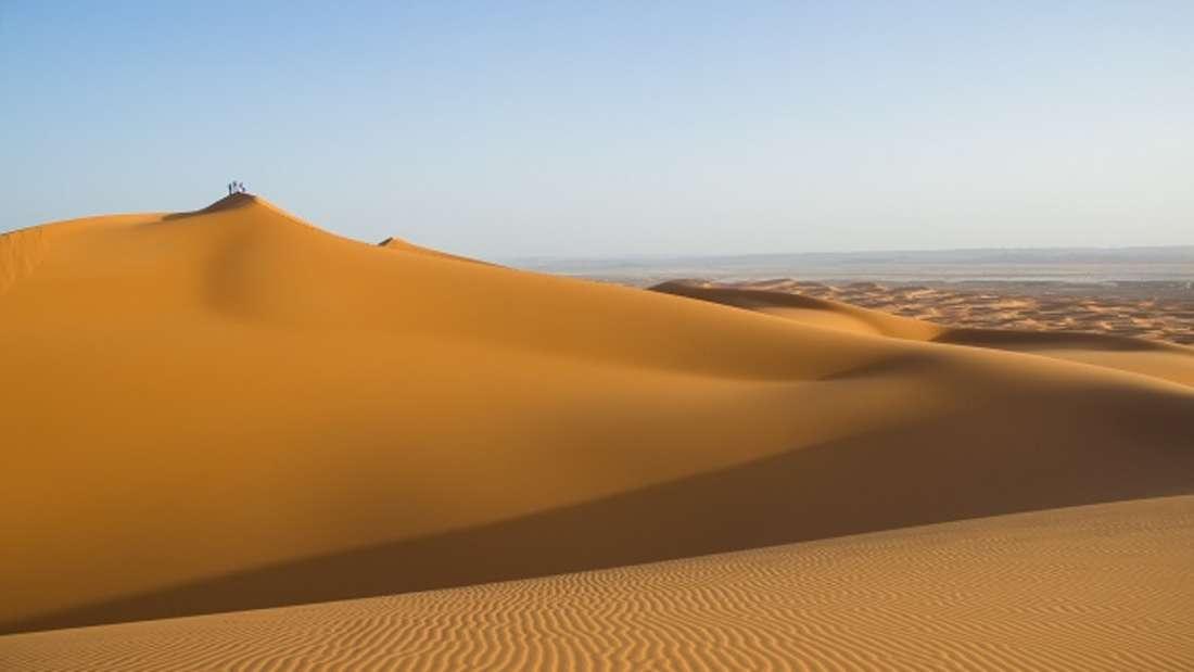 """""""Game of Thrones"""" in Marokko."""