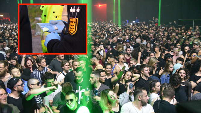 "Nach Techno-Party ""Time Warp"": Polizei nimmt Drogendealer fest!"
