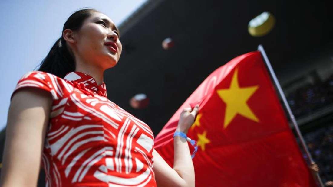 Der Kurs in China ist ein besonderes Pflaster für deutsche Formel-1-Piloten. Foto:Diego Azubel/EPA/dpa
