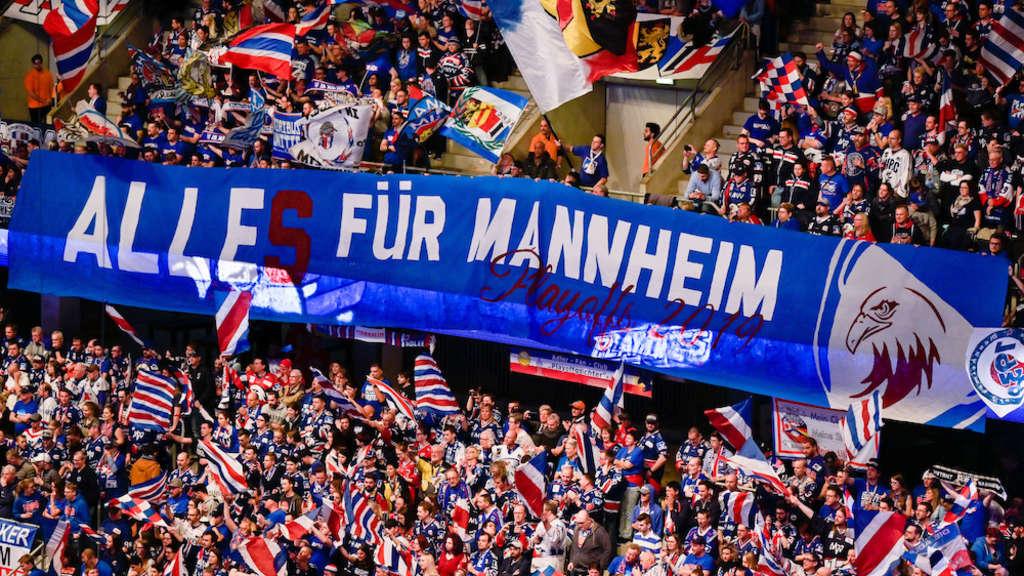 Playoff Adler Mannheim