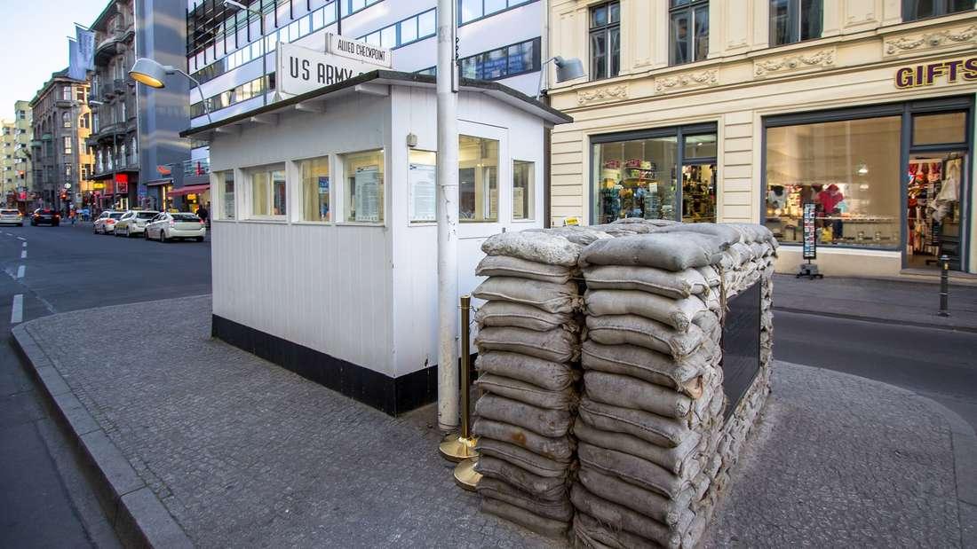 Checkpoint Charlie, Berlin, Deutschland