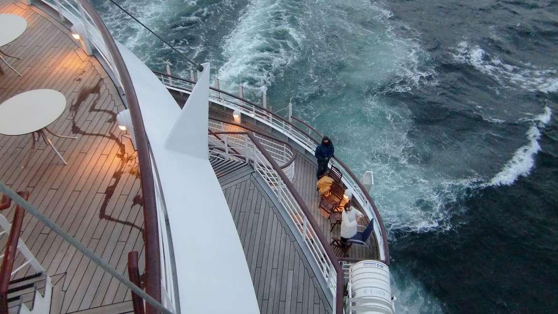 Verbrechen auf hoher See: Was geschieht auf Kreuzfahrtschiffen am häufigsten?