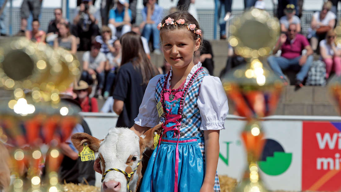 Impressionen vom Mannheimer Maimarkt