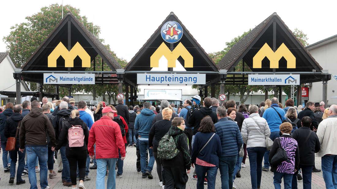 Größte Regionalmesse Deutschlands: Der Mannheimer Maimarkt