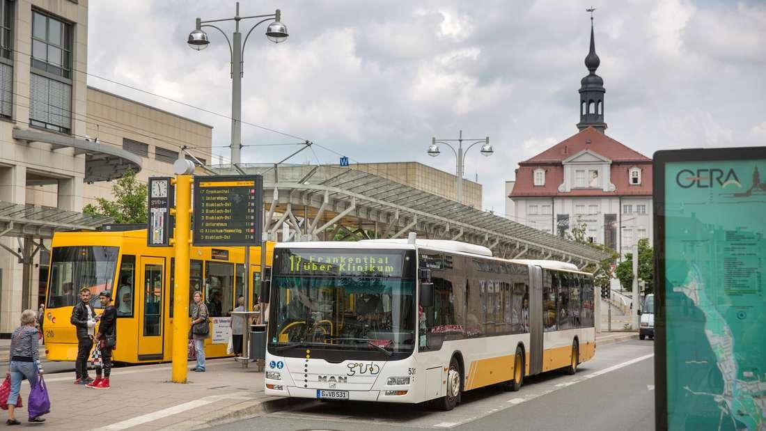 Wie sicher ist der Bus als Verkehrsmittel?