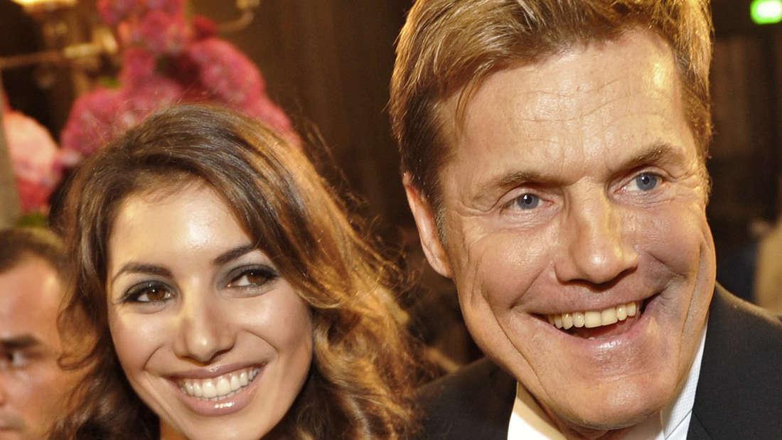Dieter Bohlen und seine Carina: seit fast 13 Jahren sind die beiden ein Paar.