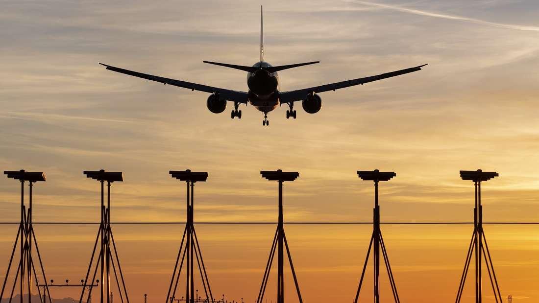 Wenngleich auch selten: Während Start oder Landung eines Flugzeugs kann es zu Komplikationen kommen.