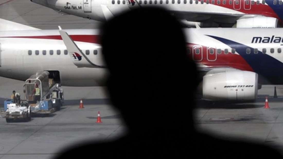 Menschen verhalten sich in Flugzeugen oft nicht nachvollziehbar.