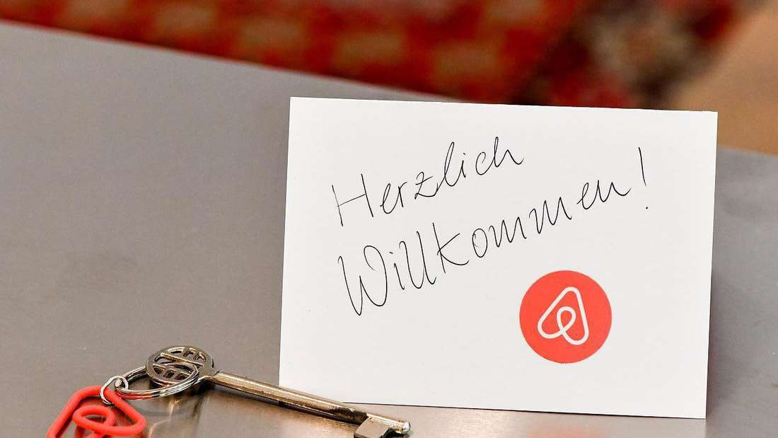 Airbnb-Unterkünfte wollen gut ausgewählt sein.(Symbolbild)