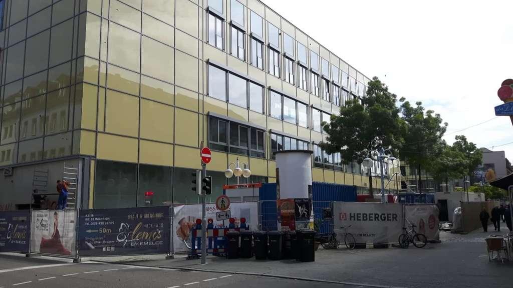 Läden In Mannheim