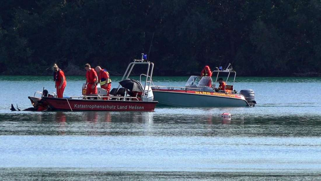 Die Polizei sucht mithilfe der DLRG nach einem 16-jährigen Jugendlichen im Neckar. (Symbolfoto)