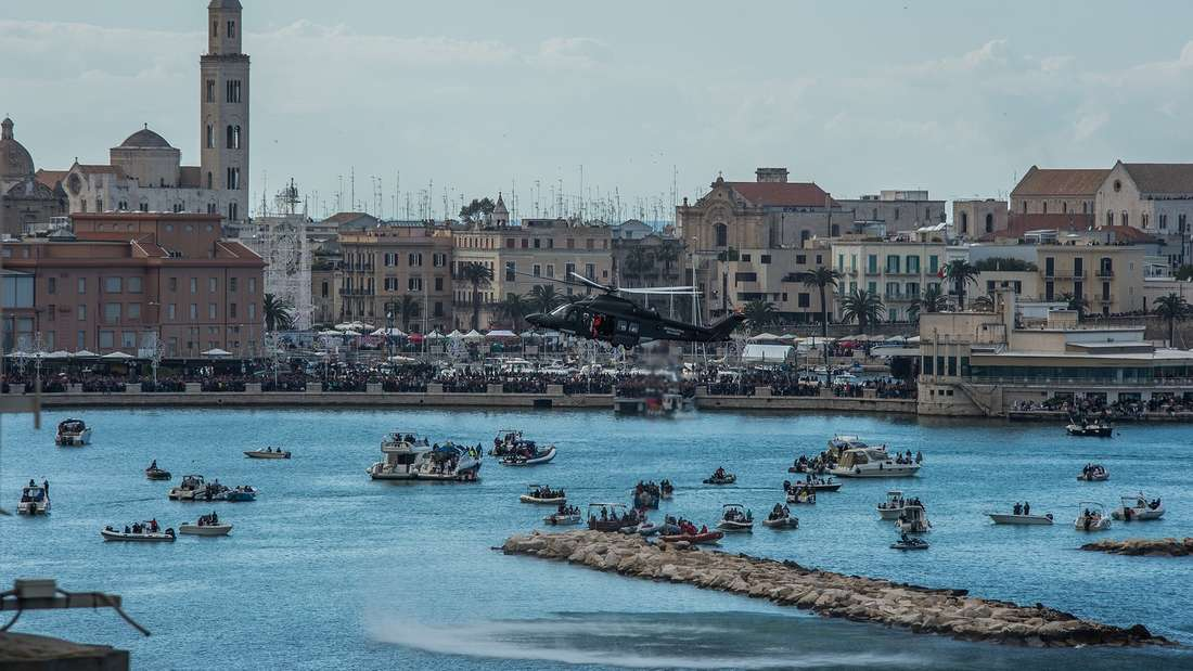 Bari in Italien zählt zu den schönsten Reisezielen Europas 2019.