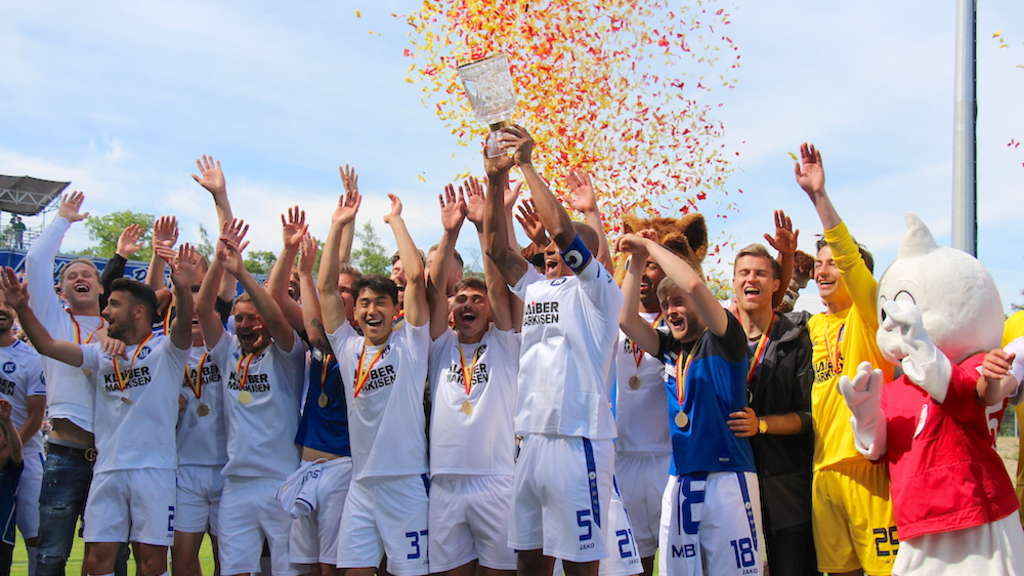 Karlsruhe Mannheim Pokal