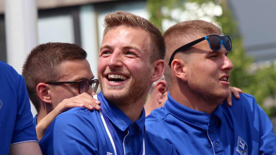 Timo Kerns Wechsel zum FC Bayern München II ist vollzogen.