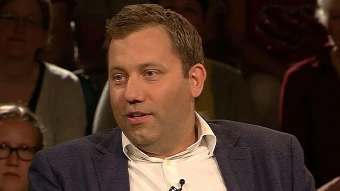 SPD-Mann Lars Klingbeil stand bei der Talkshow Markus Lanz Rede und Antwort