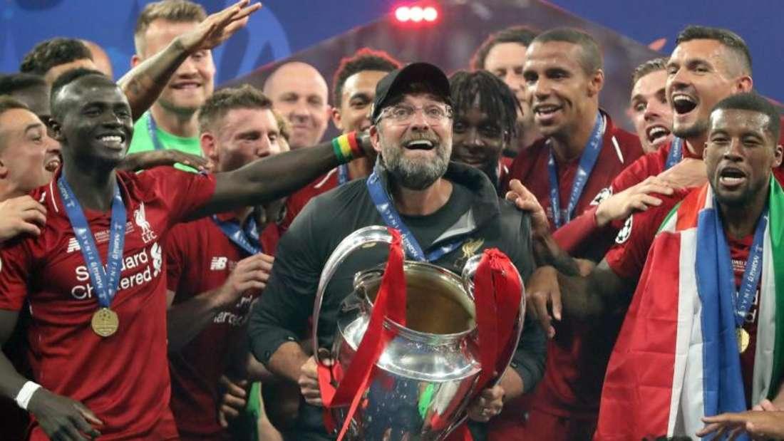 Gewann als fünfter deutscher Trainer die Königsklasse: Liverpool-Coach Jürgen Klopp. Foto: Jan Woitas