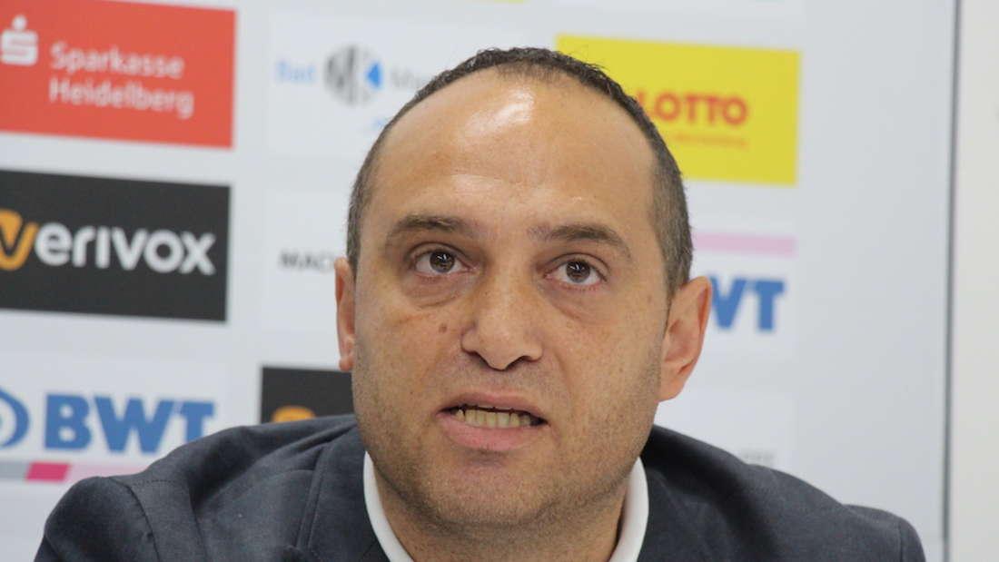 Sandhausen-Sportdirektor Mikayil Kabaca plant die neue Saison.