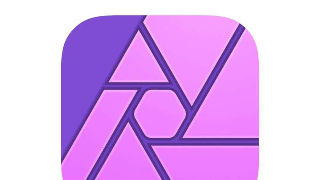 «Affinity Photo» ist eine App, mit der sich Bilder in Echtzeit bearbeiten lassen. Foto: App Store von Apple