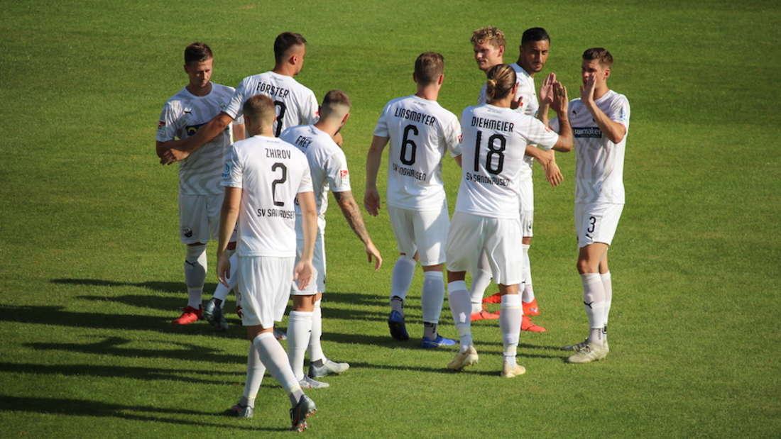 Der SV Sandhausen trifft im DFB-Pokal auf Borussia Mönchengladbach.