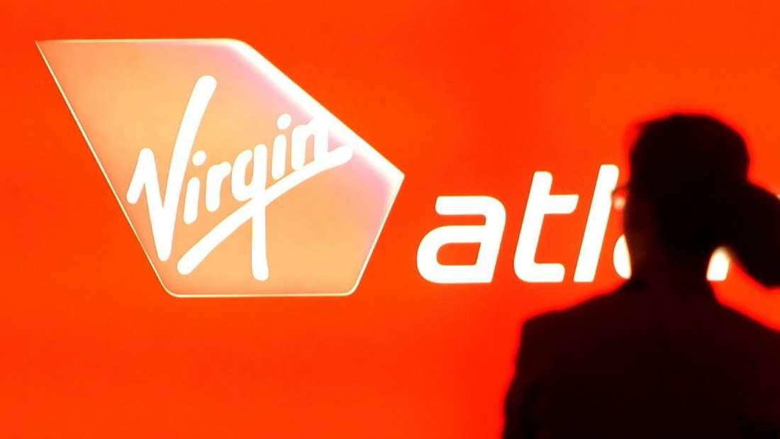 Auf einem Flug von Virgin Atlantic war eine Frau amüsiert, was sie auf ihrem Sitz fand. (Symbolbild)
