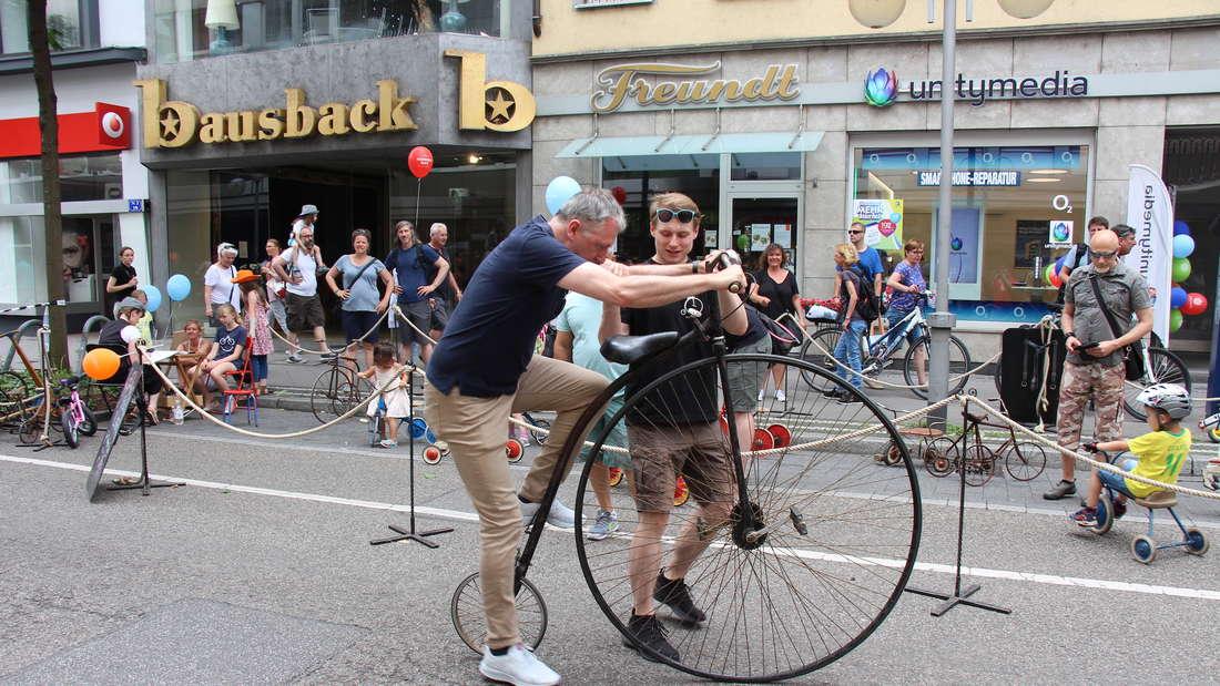 """Impressionen vom """"Monnem Bike"""" am 22. Juni 2019"""