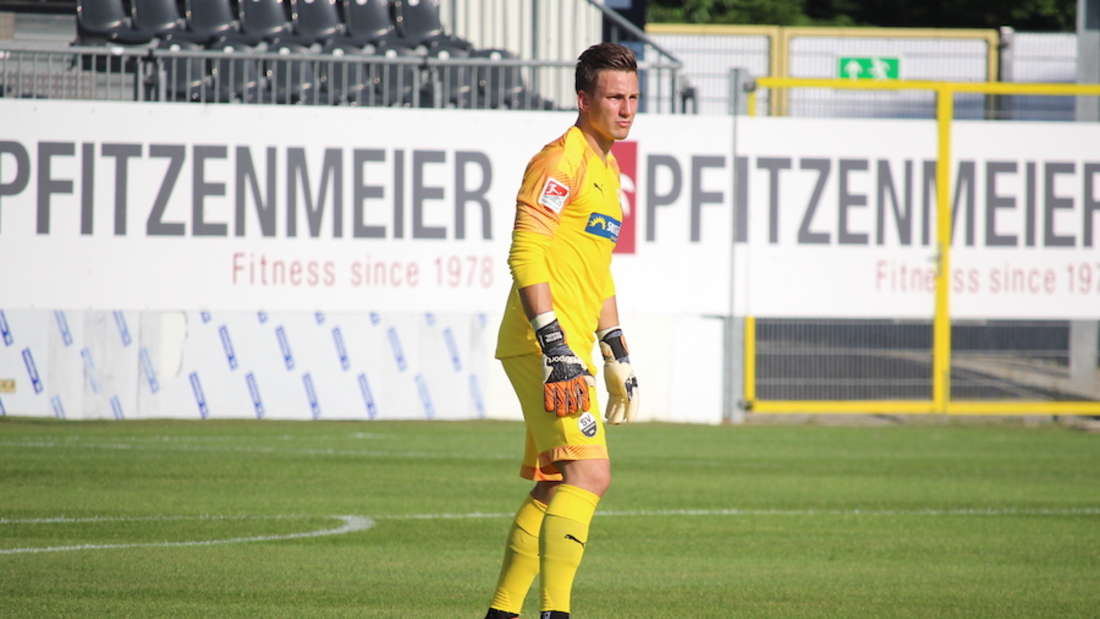 Der SV Sandhausen gewinnt gegen den FC-Astoria Walldorf.
