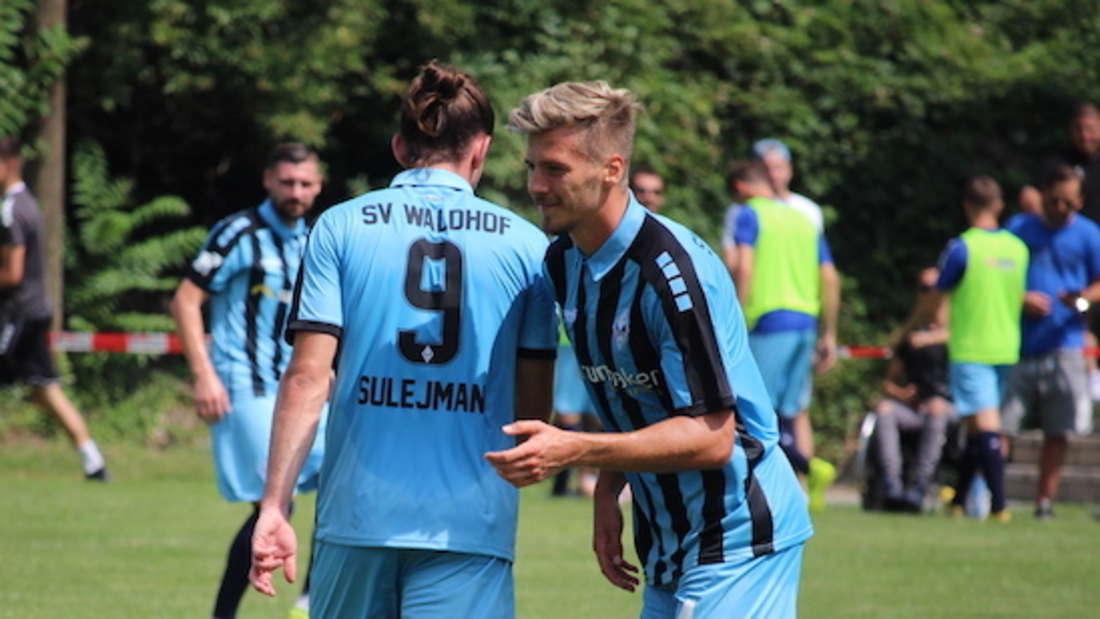 Der SV Waldhof gewinnt gegen Pirmasens (Archivfoto).