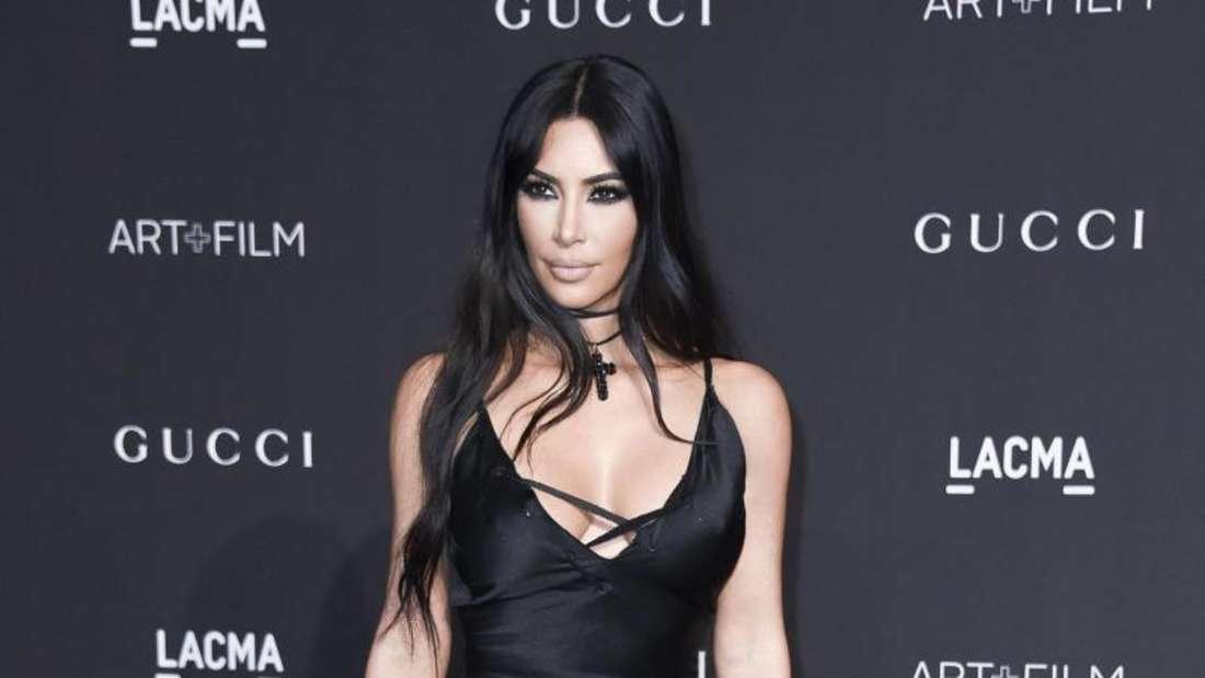 Kim Kardashian West hält unbeirrt an ihrer Modelinie fest. Foto: Richard Shotwell/Invision/AP