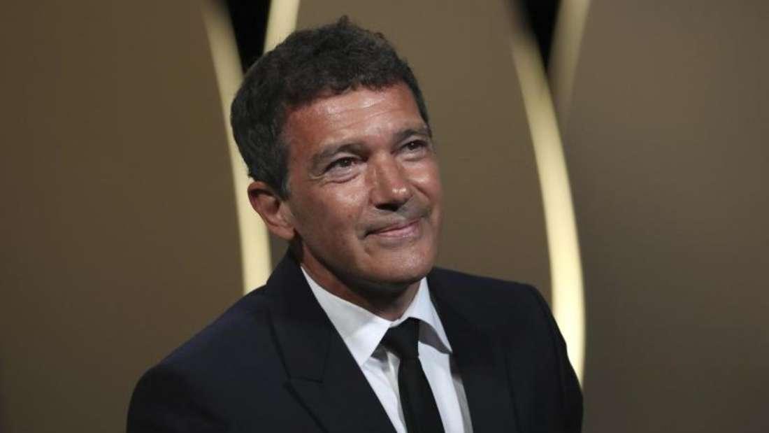 Auf dem Filmfest München erhält Banderas den Ehrenpreis CineMerit Award. Foto:Vianney Le Caer
