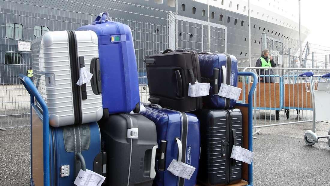 Welches Gepäck sollte man auf eine Kreuzfahrt mitnehmen?