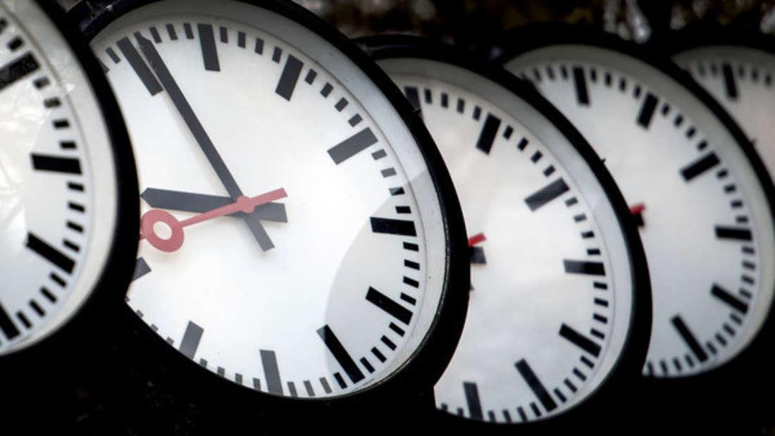 Minusstunden sind das Gegenteil der Überstunden.
