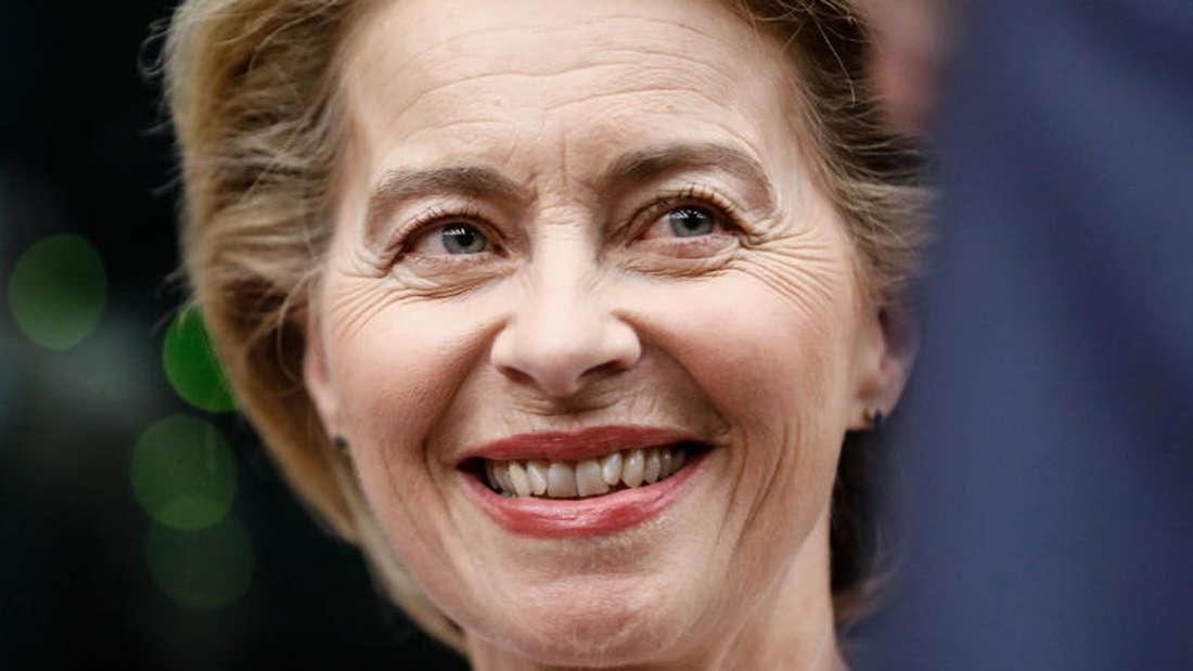 Ursula von der Leyen sollKommissionspräsidentin werden.