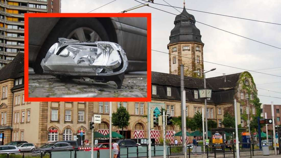 Höhe Alte Feuerwache: Hier kam es zu dem illegalen Rennen zwischen dem BMW- und dem Mercedes-Fahren. (Archivfoto)