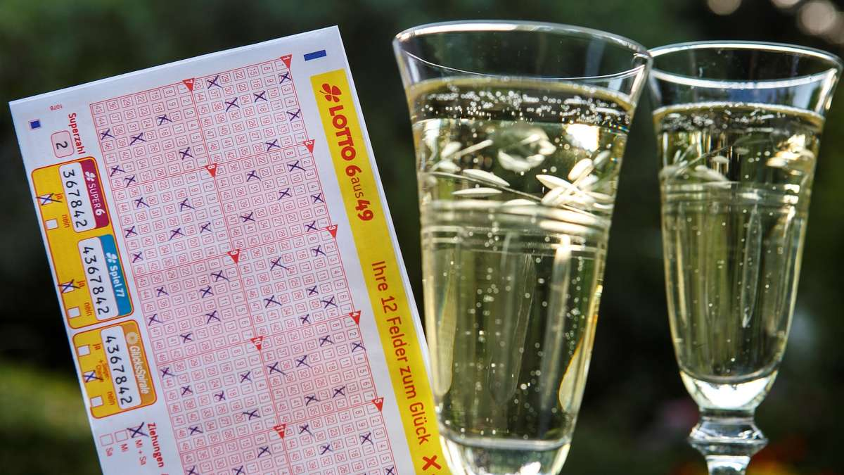 Lotto Millionär