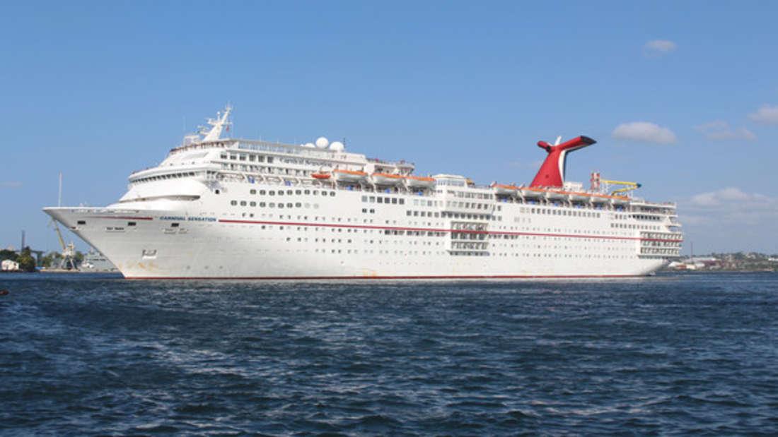 Kreuzfahrten bekommen nicht jedem Passagier. Der Wellengang sorgt für Seekrankheit.