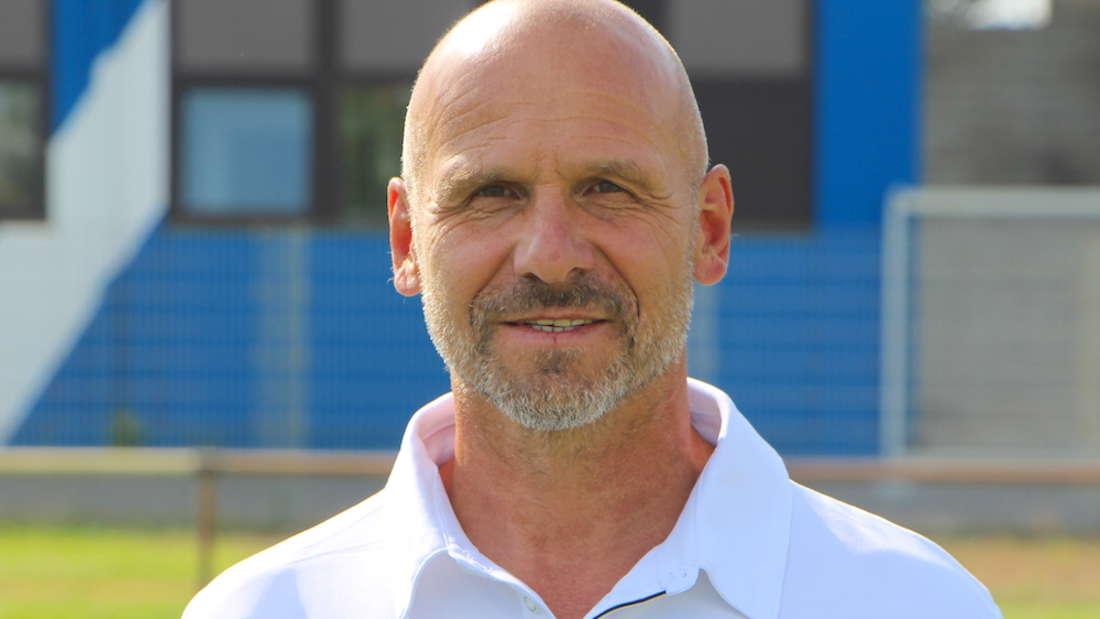 Trainer Bernhard Trares